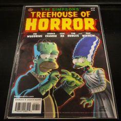Treehouse of Horror #17