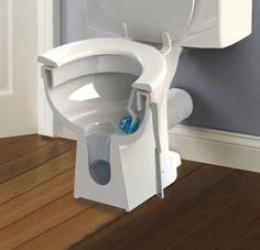 Twist, la brosse WC réinventée – twist by Tadpole ™ Double Usage, Toilet Paper, Home Appliances, Bathroom, Flush Toilet, Cleanser, Toilets, House Appliances, Washroom