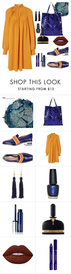 """If You Come To Him"" by chelsofly on Polyvore featuring Urban Decay, Bao Bao by Issey Miyake, Emilio Pucci, TIBI, Kenneth Jay Lane, OPI, Clinique, Tom Ford, Lime Crime and By Terry"