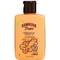 Hawaiian Tropic - Travel Size Shimmer Effect Sunscreen Lotion #ultabeauty