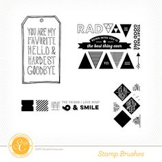 Should I or shouldn't I??? Poet Society Scrapbook Kit Stamps at @studio_calico