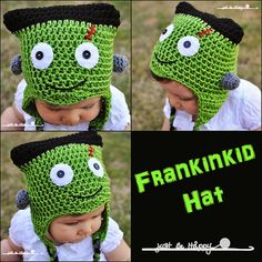 Items similar to Frankinkid Hat, Made to Order on Etsy