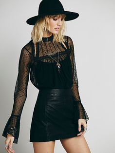 Free People Last Kiss Blouse at Free People Clothing Boutique