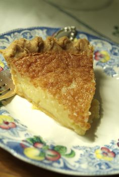 Nothing is as Southern as Buttermilk Pie ! Southern Dishes, Southern Food, Southern Comfort, Southern Recipes, Southern Style, Buttermilk Pie, Buttermilk Recipes, Sweets Recipes, Baking Recipes