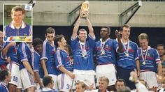 Soccer - The shadow of Zidane: Does Deschamps have to win World Cup to save France job? - World Sport News Michel Platini, 1998 World Cup, Fifa World Cup, Zinedine Zidane, Lionel Messi, Adrien Rabiot, Fifa 15, International Football, Music Pics
