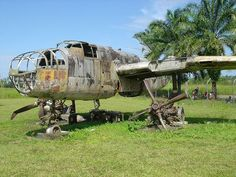 There's something strangely intriguing about derelict and destroyed aircraft, from military boneyards to abandoned airliners. Check out 30 plane wrecks across the world, dating from the 1940s to the present.