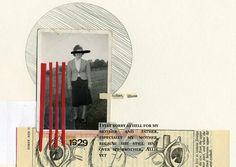 Nicola Starr Illustration - Catcher Collages