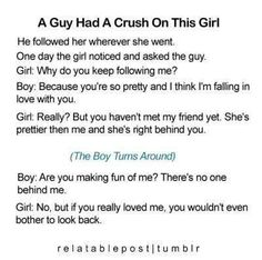 Quotes About Crushes On a Guy | Pinned by Taylor Chaucer