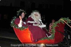 Santa Comes to Port Stanley - Port Stanley News