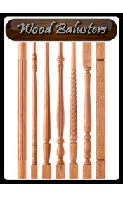Wood Balusters & Iron Balusters - best prices on spindles and balusters for your wood stair parts. Balusters for remodel, renovation, and install.Best wood stair balusters and stair spindles for your project. LJ Smith and House of Forgings Iron Balusters. Wood Balusters, Stair Spindles, Staircase Railings, Wood Stairs, Craftsman Remodel, Craftsman Style Homes, Safe Room, Iron, Basement Ideas