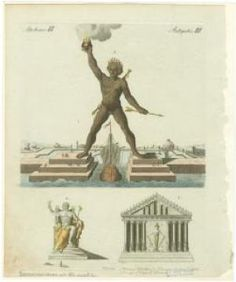 Colossus of Rhodes - NYPL Digital Library