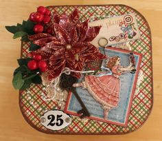 from Nutcracker Sweet by Graphic 45