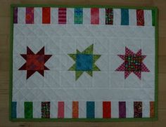 How to do grid quilting