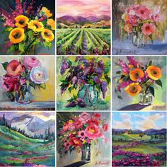 Jennifer Beaudet | Folt Bolt - the colorful art palette