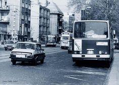 Ilyen is volt Budapest - 1990 táján, Thököly út a Hungária körút előtt, kifelé Old Pictures, Old Photos, Vintage Photos, Anno Domini, Budapest Hungary, Historical Photos, Childhood Memories, Street View, Marvel