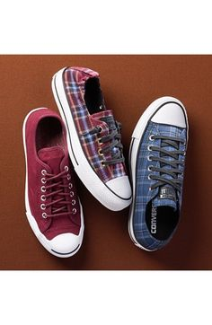 66f95721054d66 Converse Chuck Taylor® All Star® Plaid Low Top Sneaker (Women)