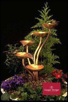 Fresh Dekorative Tischbrunnen aus mit Natursteinen und nat rliche Bambus Zimmerbrunnen Pinterest