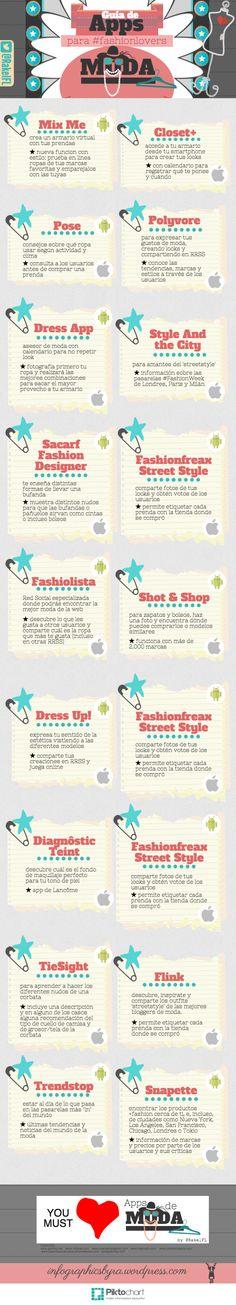 Apps para #FashionLovers