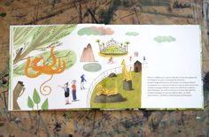 Book de Claire Bédué via http://clairebedue.ultra-book.com/portfolio