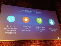 Objectives for Social