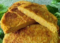 Ma petite cuisine gourmande sans gluten ni lactose: Galettes de patates douces à la farine de pois chiches sans gluten ni lactose