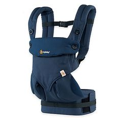 The ergonomic Four-Position 360 Baby Carrier from Ergobaby $160 buybuybaby