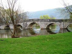 Rimski most - Roman Bridge, Sarajevo, Bosnia and Herzegovina