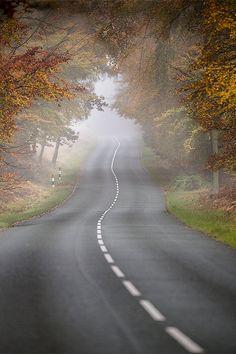 Open Road (UK) by Tony Dudley
