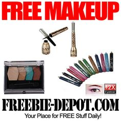 FREE Makeup   Freebie-Depot