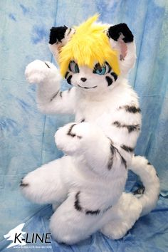 Cat fursuit by Kemono Line