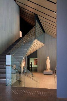 Nezu Museum (2010) by Kengo Kuma, Otomesando, Tokyo