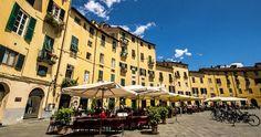 O que fazer em Lucca #viajar #viagem #itália #italy