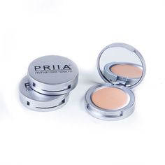 Creamy Mineral Face Concealer: Best Mineral Makeup and Natural Cosmetics by PRIIA Cosmetics