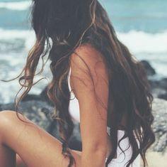 That beach hair