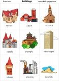 for Kids Printables Free Preschool English vocabulary learning cards for early childhood education A flash card game with Bi. Learning English For Kids, English Lessons For Kids, English Tips, English Class, Teaching English, Learn English, English Vocabulary, English Grammar, Junior High English