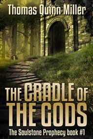 The Cradle Of The Gods by Thomas Quinn Miller ebook deal