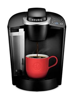 K-Classic Coffee Maker Single Serve K-Cup Pod Coffee Brewer 6 to 10 oz. Brew Sizes Keurig K-Classic Coffee Maker Single Serve K-Cup Pod Coffee Brewer 6 to 10 oz. Brew Sizes Keurig Rivo Espresso, Cappuccino and Latte Brewer DASH Rapid 6 Egg Cooker. Single Cup Coffee Maker, Pod Coffee Makers, Best Coffee Maker, Single Serve Coffee, Coffee Pods, Coffee Beans, Drip Coffee, Coffee Drinks, Coffee Lovers