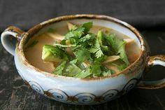 Sopa de Lima, from SimplyRecipes.com