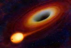 Black hole set to devour cloud of dust, gas