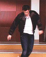 Cory dancing