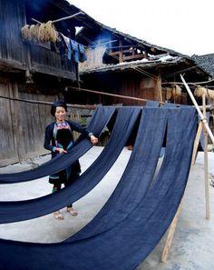 Asia - China. Miao woman