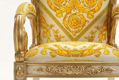 Vanitas Armchair .... Beautiful