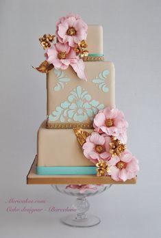 Versailles-cake-weddingcake-bridal-pastel-tarta-sugarcraft-fondant-flores