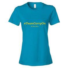 #TeamCarryOn (Women's)