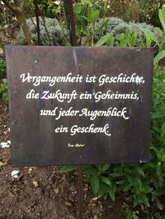 Im Kräutergarten Gengenbach