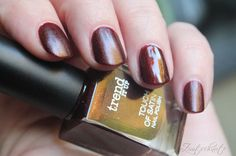 Zimtschnute | Beauty & Kosmetik Blog: [Nails] Meine ersten trend IT UP Nagellacke