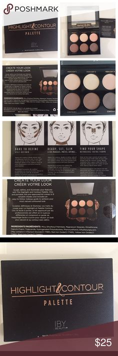 New!!! Highlight & Contour Pallete NEW!! Never used. PRICE IS FIRM, you can bundle for extra savings ty IBY Beauty Makeup