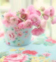 """flowers everywhere…we love the flower girl""..."