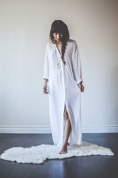 Image of Kundalini Gown -*Original* IN STOCK NOW