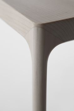 Cord Chair by Nendo is a collaboration with Hiroshima Prefecture manufacturer Maruni Wood Industry. Museum of Arts and Design, NY, furniture, seating, joinery, precision, wood, japan, sculpture, frame, carved, handmade, artisan